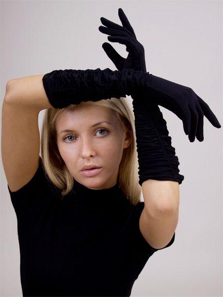 Как сделать перчатки