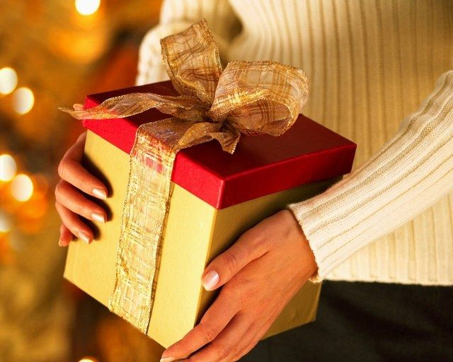 Как сделать подарок на новый год