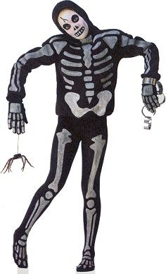 Как сделать скелет