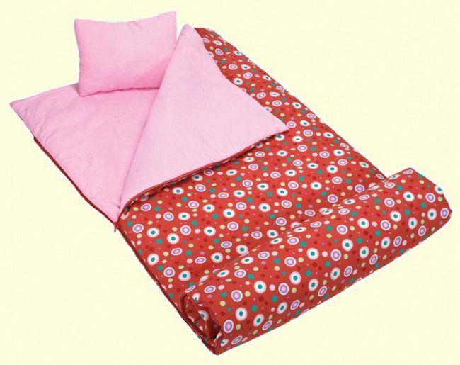 Как сделать спальник