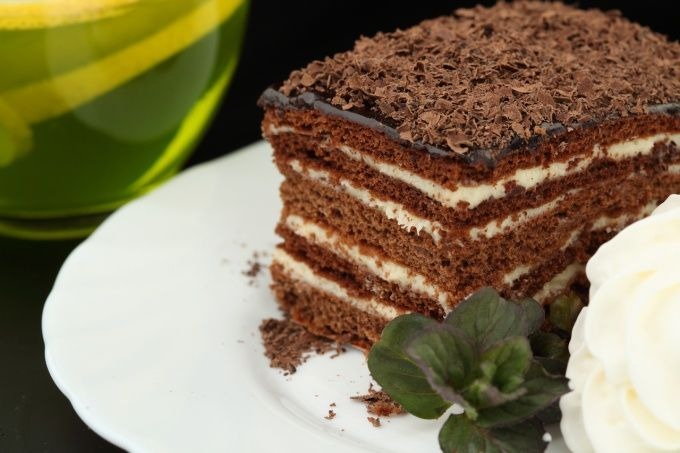Как сделать торт