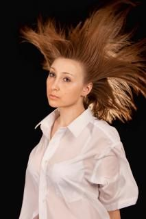 Как сделать волосы тоньше