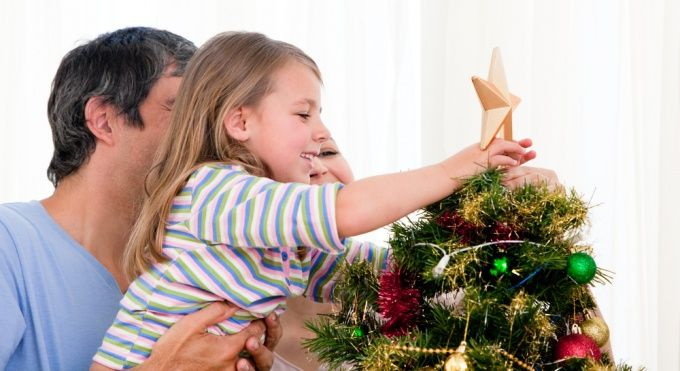 Как сделать звезду на елку