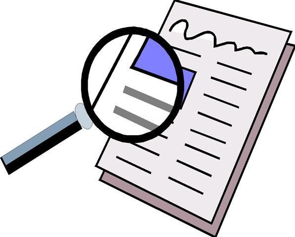 Как составить правильно отчет