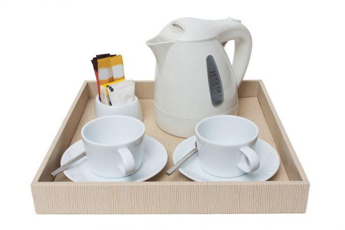 Как удалить накипь на чайнике