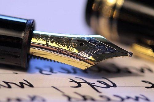 Как удалить ручку с бумаги