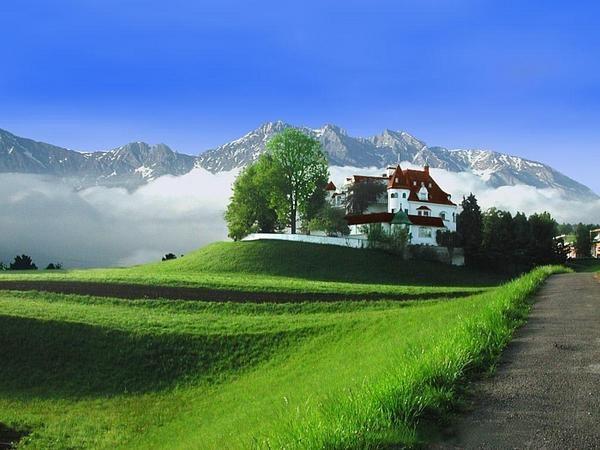 Как уехать в Австрию