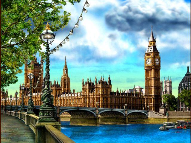 Как уехать в лондон