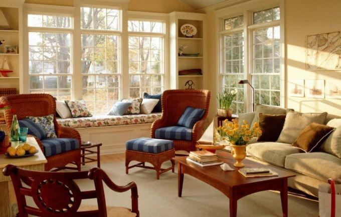Как украсить дом своими руками