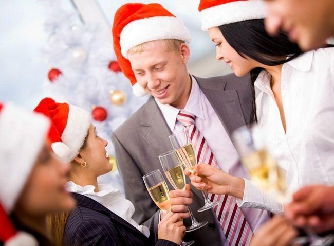 Как устроить веселый новый год