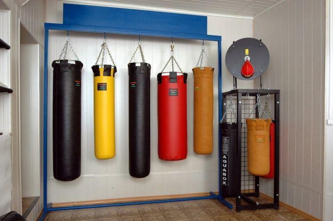 Как выбрать боксёрский мешок