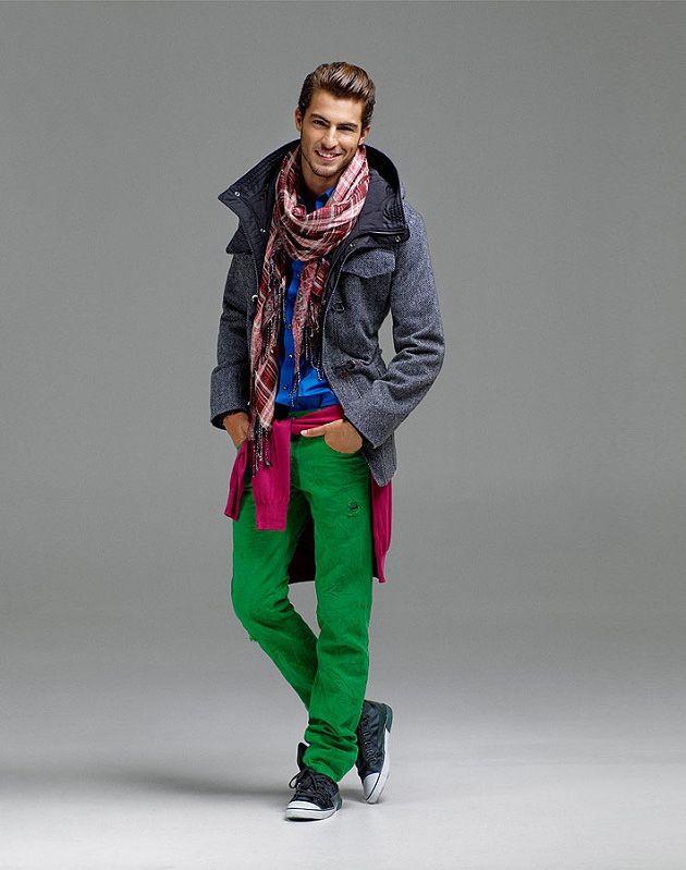 Как выбрать мужчине свой стиль одежды