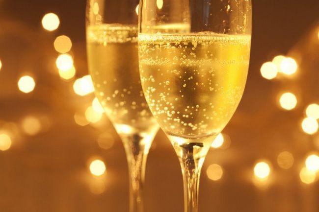 Как выбрать вкусное шампанское