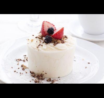 Как взбить сливки для торта
