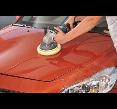 Как закрасить царапину на машине
