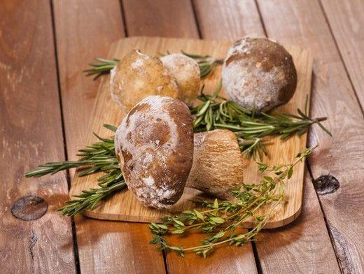 Как заморозить грибы на зиму, сохранив их аромат