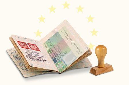 Как заполнять анкету на визу