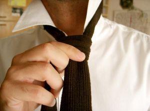 Как завязывать галстук-селедку