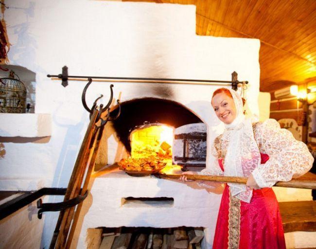 Какие блюда можно приготовить только в русской печи