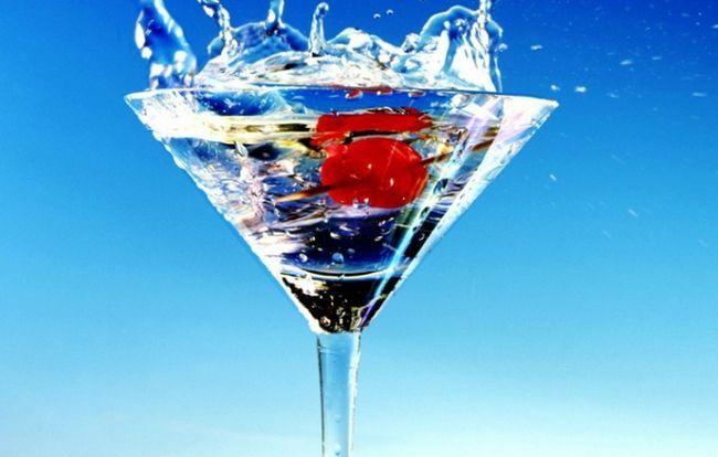 Несколько коктейлей на основе Martini Bianco