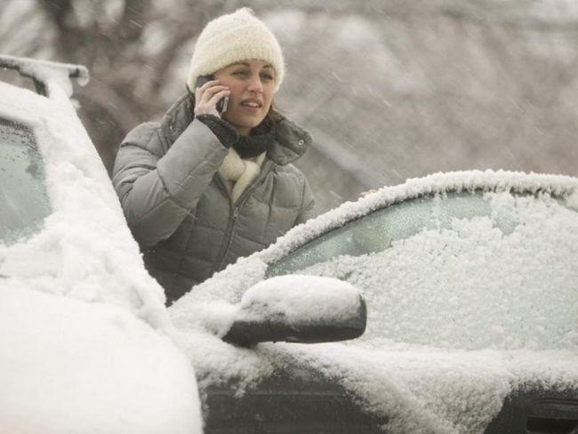 При какой температуре надо прогревать машину