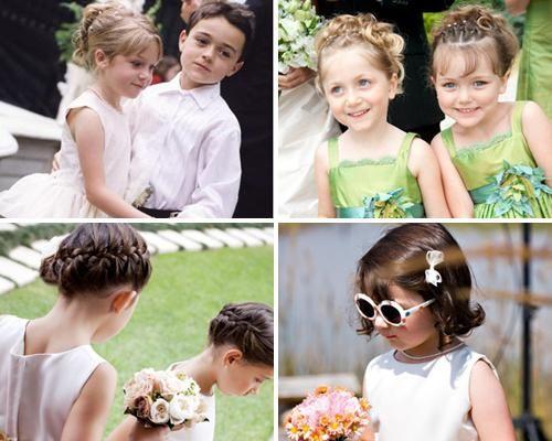 Прическа для девочки на свадьбу - важный шаг в подготовке к торжеству
