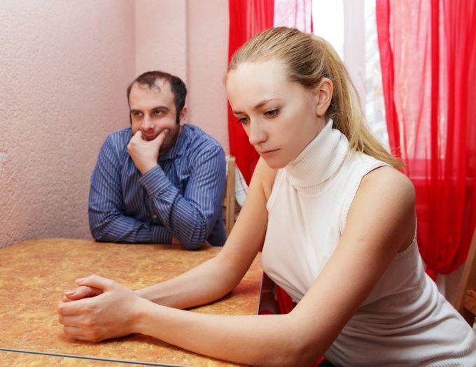 Развод: как пережить трагедию