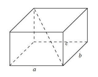 Как найти объём прямоугольного параллелепипеда