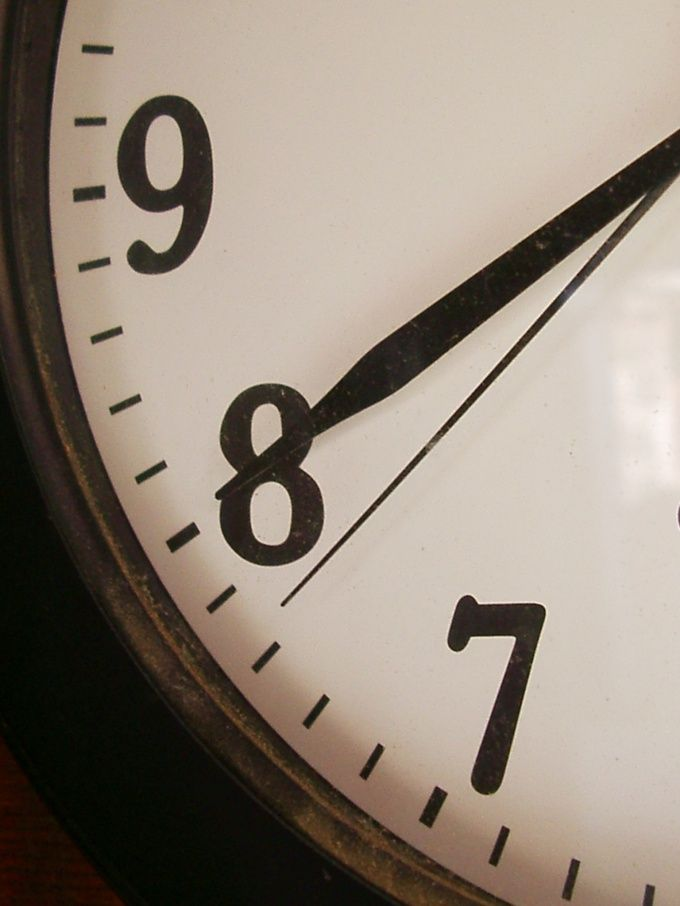 Как научить определять время
