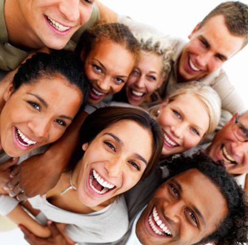 Как научиться смеяться