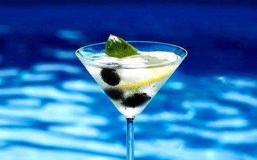 Как пить martini extra dry