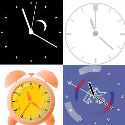 Как поставить часы на сайт