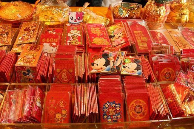 Как поздравить китайца с новым годом