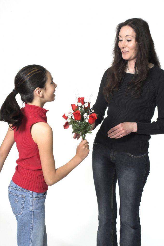 Как поздравить с Днем Матери