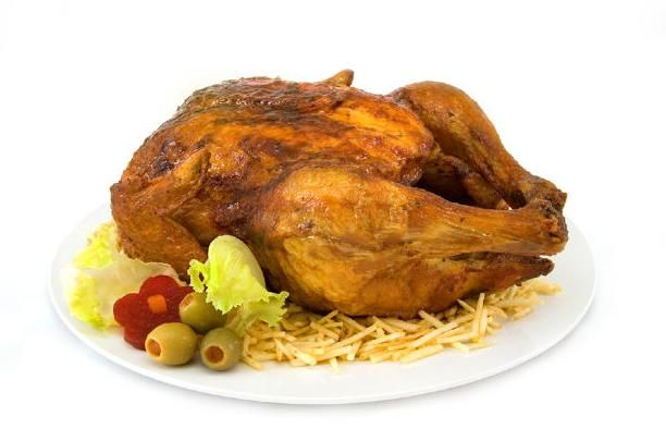 Как приготовить курицу в рукаве