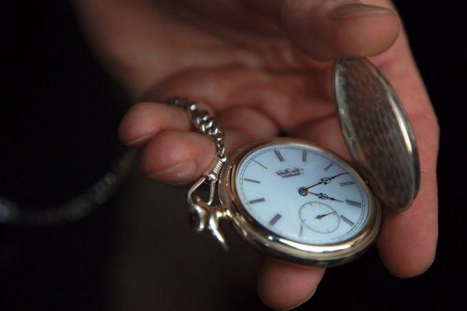 Как разобрать часы