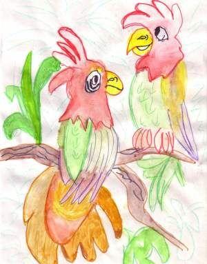 Как рисовать животных карандашом