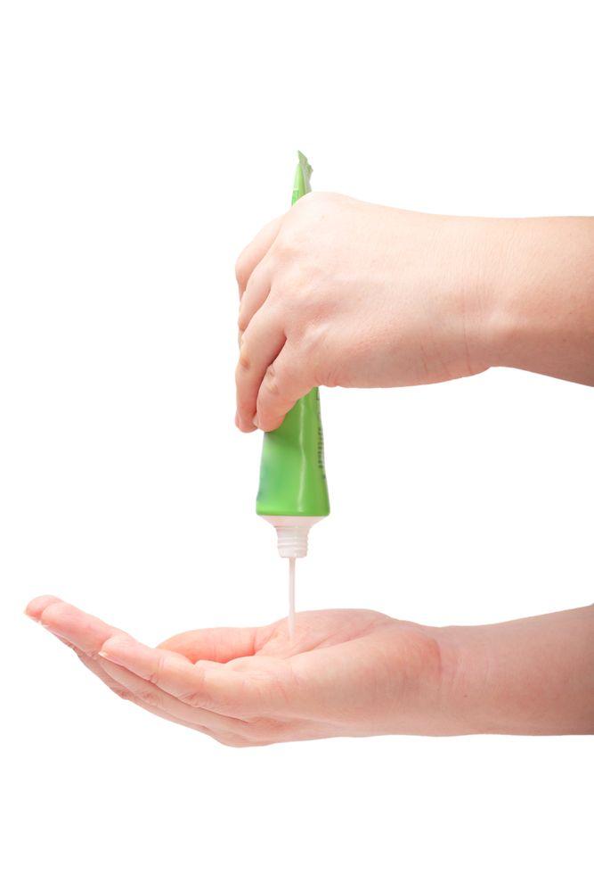 Как сделать растительный крем для рук