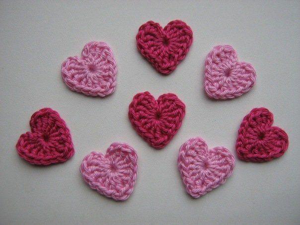 Как связать сердце