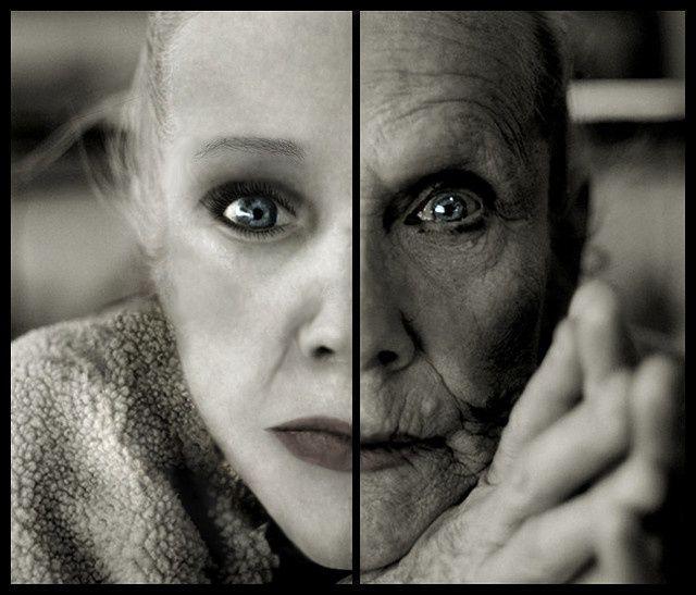 Как увидеть себя старым