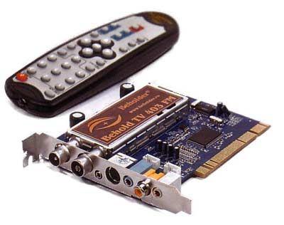 Как записывать с телевизора