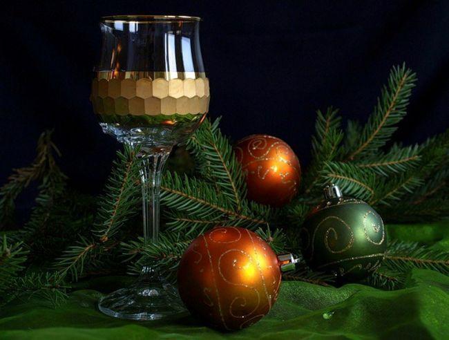 Как начать новогодний вечер